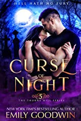 Curse of Night (A vampire and witch paranormal romance) (Thorne Hill Book 5) Kindle Edition