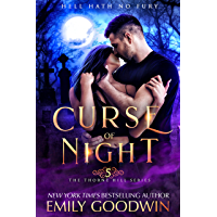 Curse of Night (A vampire and witch paranormal romance) (The Thorne Hill Series Book 5) (English Edition)