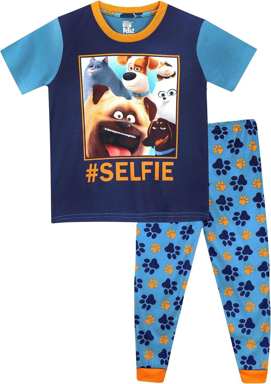 Secret Life of Pets Boys Pajamas
