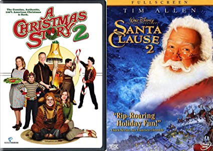 A Christmas Story Sequel.Amazon Com Double Sequel Second Christmas Movie Feature Pack A