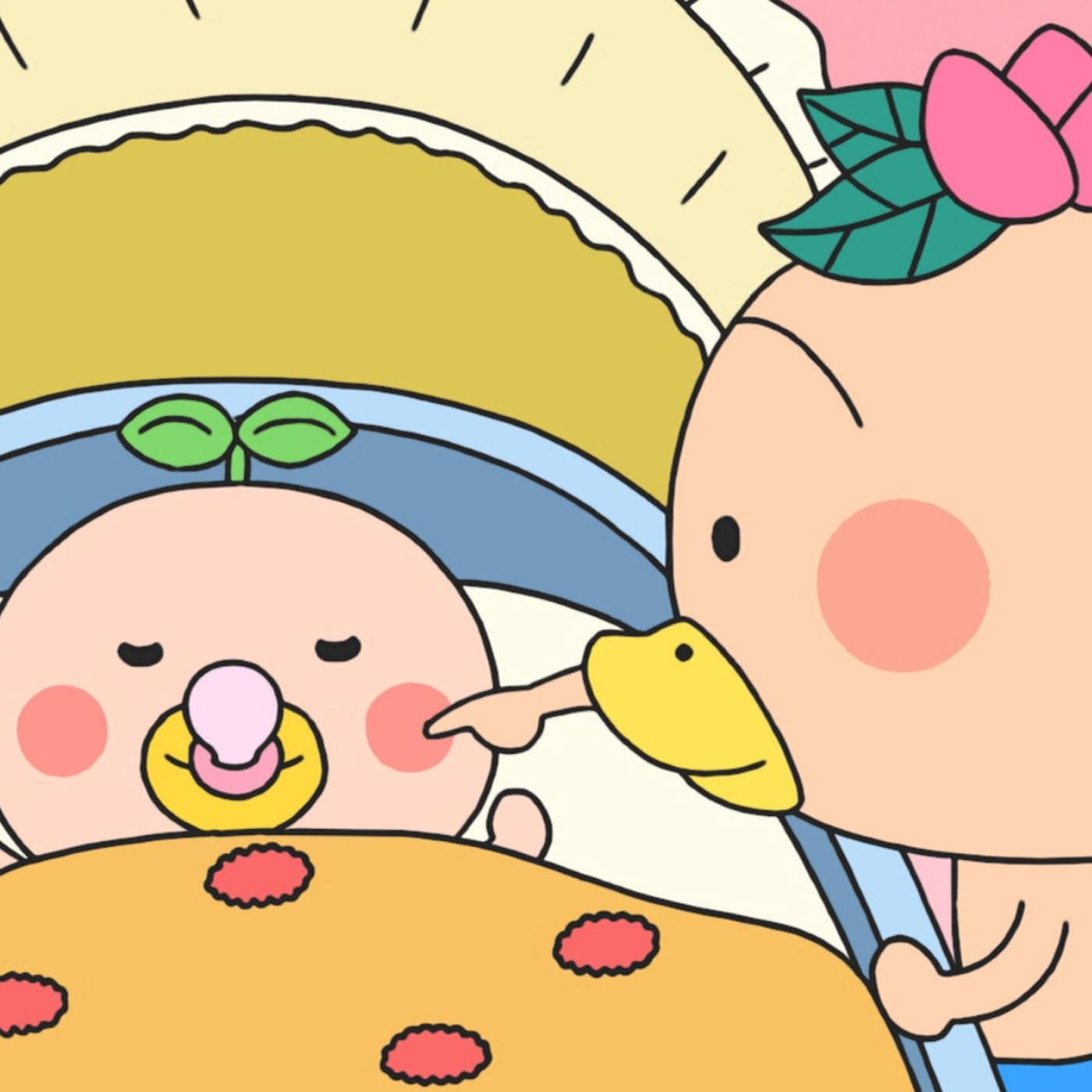はなかっぱ Ipad壁紙 赤ちゃん はなかっぱ アニメ スマホ用画像135567