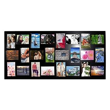 Bilderrahmen Collage 12 Fotos Fotorahmen mehrere Fotos Bildergalerie gestalten