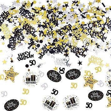 Tuparka 40th Birthday Table Confetti Anniversary Confetti