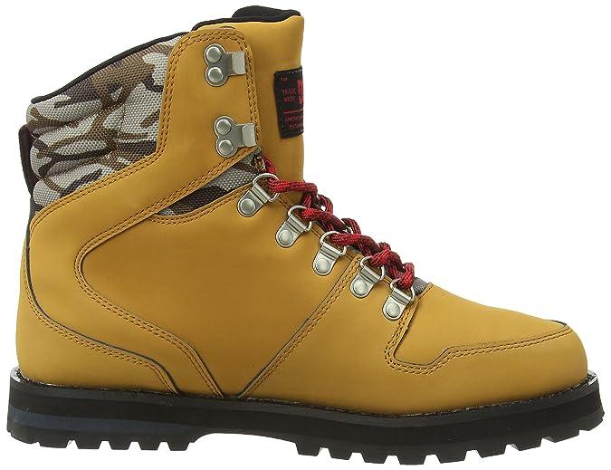 DC Shoes DC Peary M Boot Cb0, Bottes Classiques Homme - Beige (Camel/Black Cb0), 42.5 EU