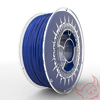 3D Filament PLA 2,85 mm Super Bleu (Made in Europe)