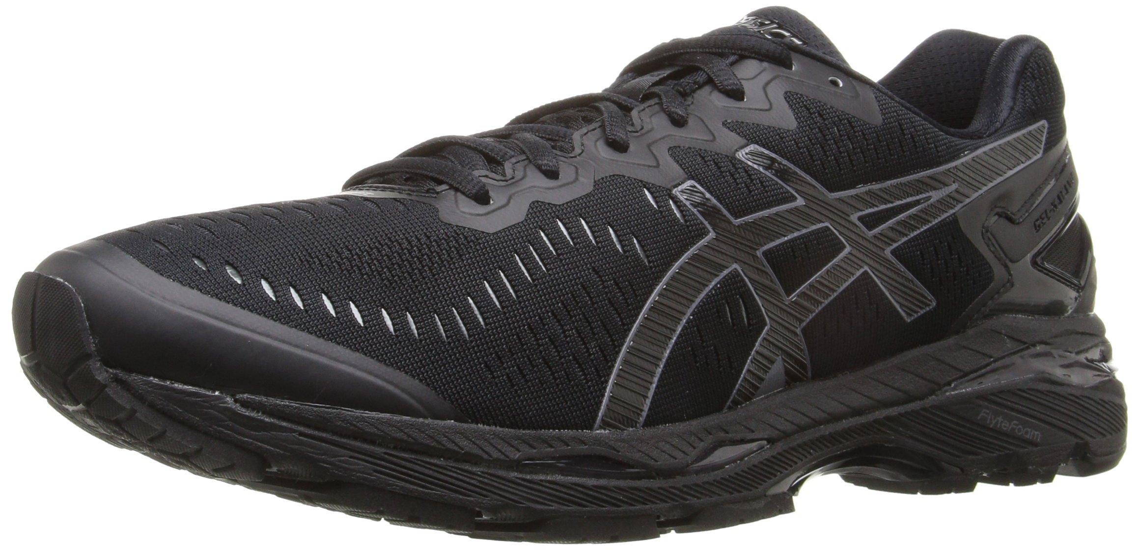 0535d348be1e ASICS Men s Gel-Kayano 23 Running Shoe Black Onyx Carbon 9.5 D(M) US ...