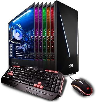 iBUYPOWER Pro Desktop (i7-9700k / 16GB / 1TB HDD & 240GB SSD)