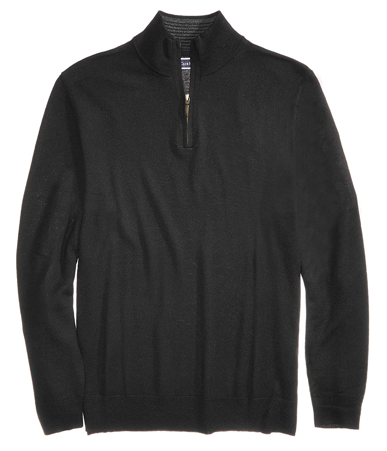 Club Room Mens Ls Knit Pullover Sweater
