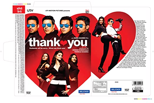 Thank You Hindi Movie Utorrent Free Download
