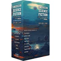 American Science Fiction: Eight Classic Novels of the 1960s 2C BOX SET: The High Crusade / Way Station / Flowers for Algernon / . . . And Call Me Conrad
