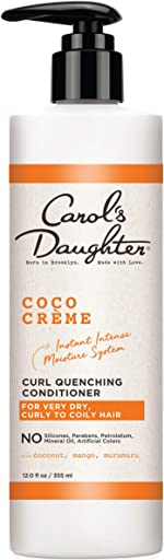 Curly Hair Products by Carol's Daughter, Coco Creme Curl Quenching Conditioner