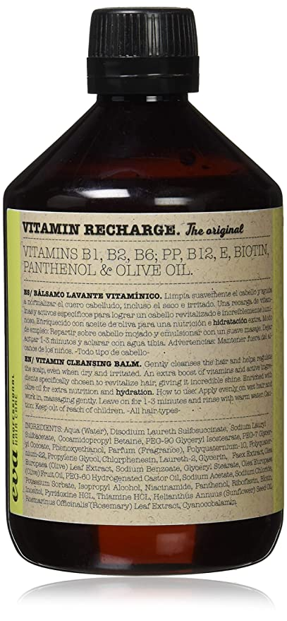 Eva Professional Hair Care Champú Vitamin Recharge Original