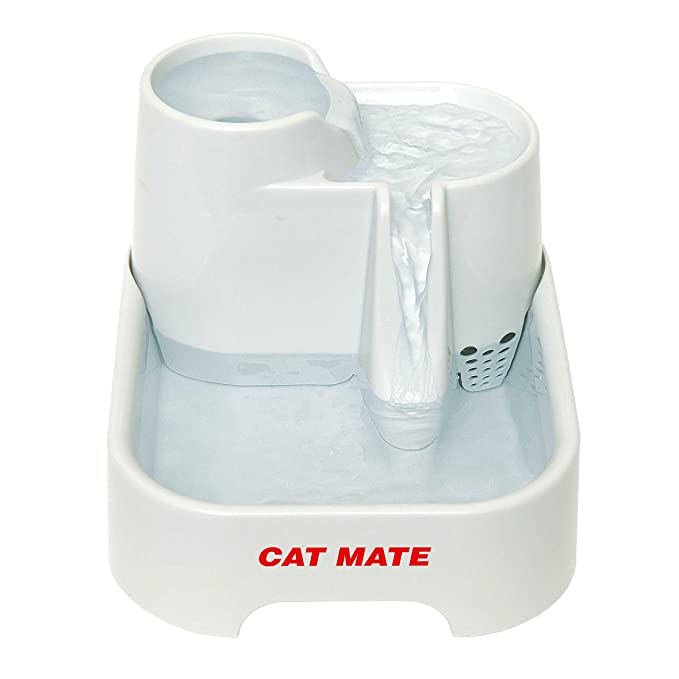 PetMate Fontaine à Eau Cat Mate pour Chat  Amazon.fr  Animalerie 00ace031db2