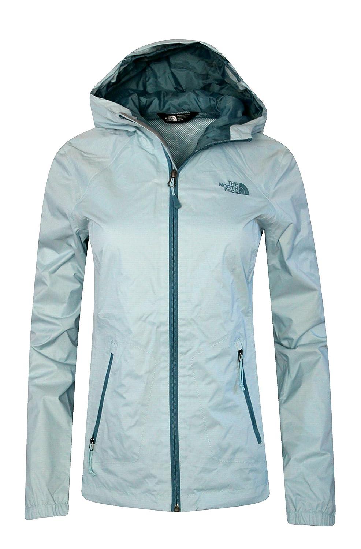 2b73ad8a8 The North Face Womens TNF Black Boreal Rain Jacket prussian blue ...