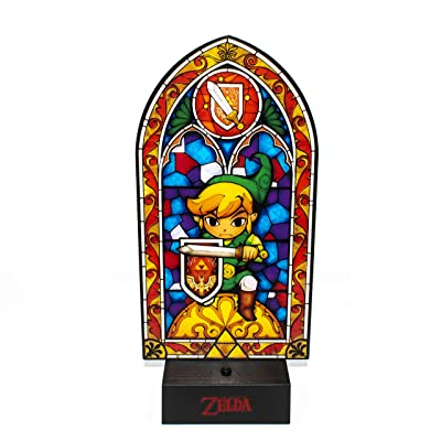 Paladone Nintendo Legend of Zelda Link's Decor Light - Collectible Lamp: Toys & Games