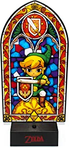 Paladone Nintendo Legend of Zelda Link's Decor Light - Collectible Lamp