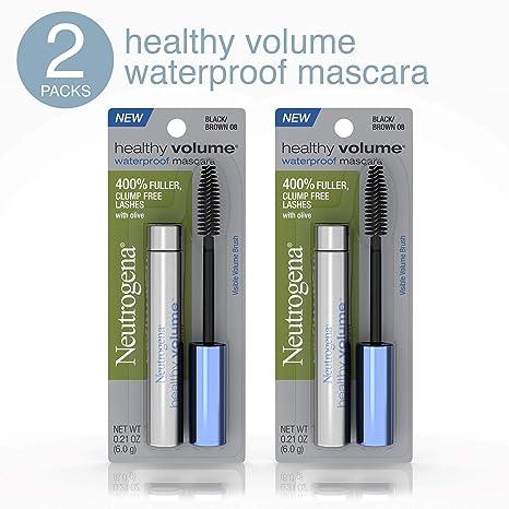 Amazon.com: Neutrogena Healthy Volume - Máscara, paquete de ...