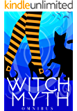 Witch Myth Wildfire Omnibus: A Yew Hollow Cozy Mystery  (English Edition)