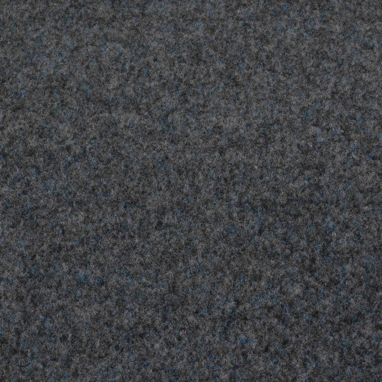 Kunstrasenteppich Fertigrasen mit Noppen Gr/ün Grau Anthrazit 550 x 200 cm, Schwarz 900