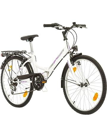 ac497109323 Multibrand, Folding City 24 Lady, 24 Pulgadas, 457 mm, Bicicleta de montaña
