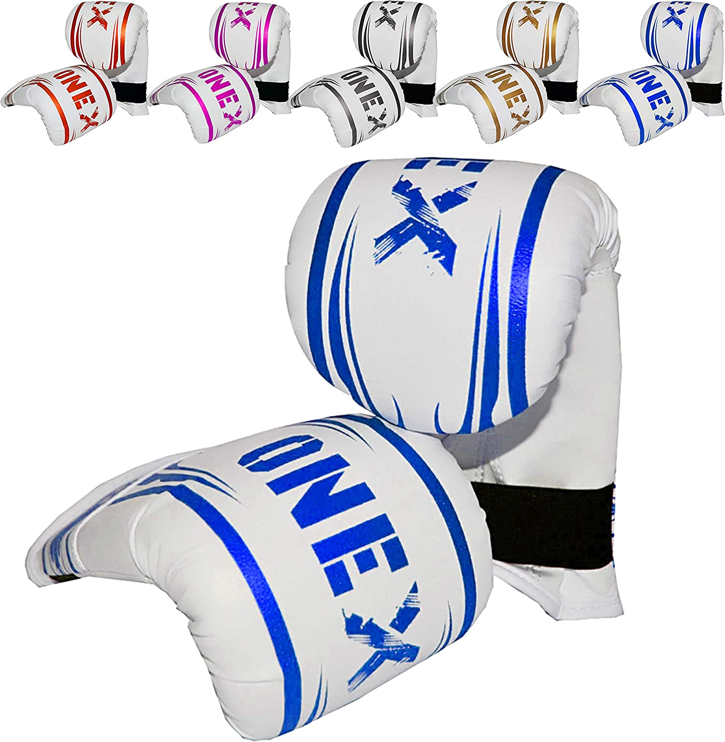 ONEX Boxing Gloves for Kids 6oz Training Punching MMA Martial Arts Sports Junior