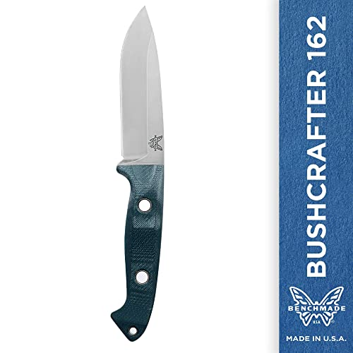 Benchmade Bushcrafter 162 Fixed Outdoor Survival Knife