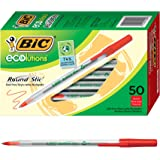 BIC Cristal Xtra Smooth Medium Ballpoint Pen (1.0mm) 24-Count Box