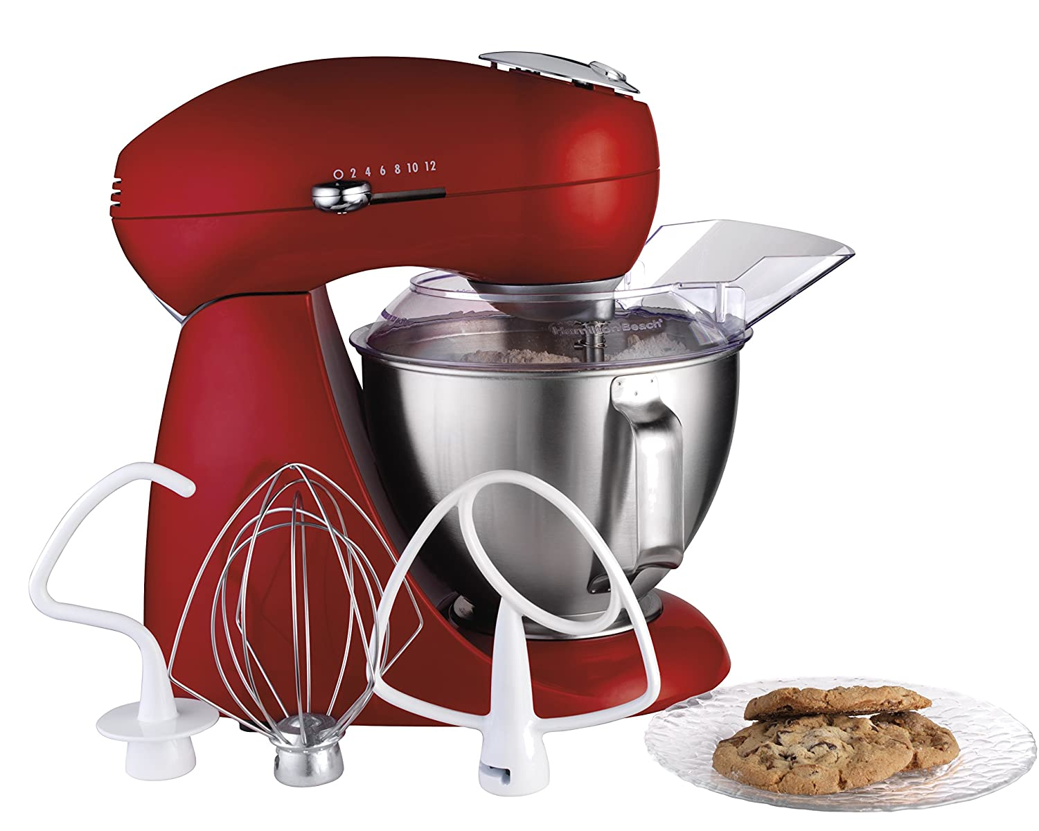 Quilted Kitchen Appliance Covers Amazoncom Hamilton Beach 63232 Eclectrics All Metal Stand Mixer