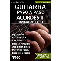 Acordes II - Guitarra Paso a Paso