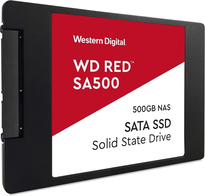 Western Digital WDS500G1R0A WD Red SA500 - Disco Duro SSD: Western ...