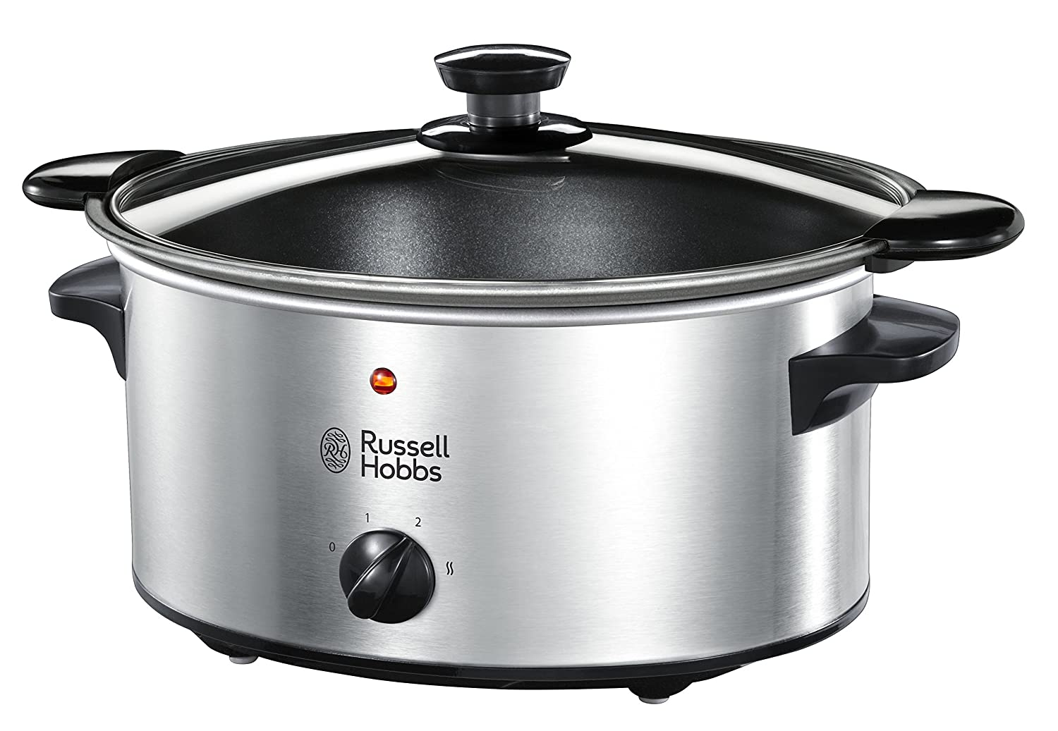 Amazon.de: Russell Hobbs 22740-56 Schongarer Cook@Home, Crock Pot ...