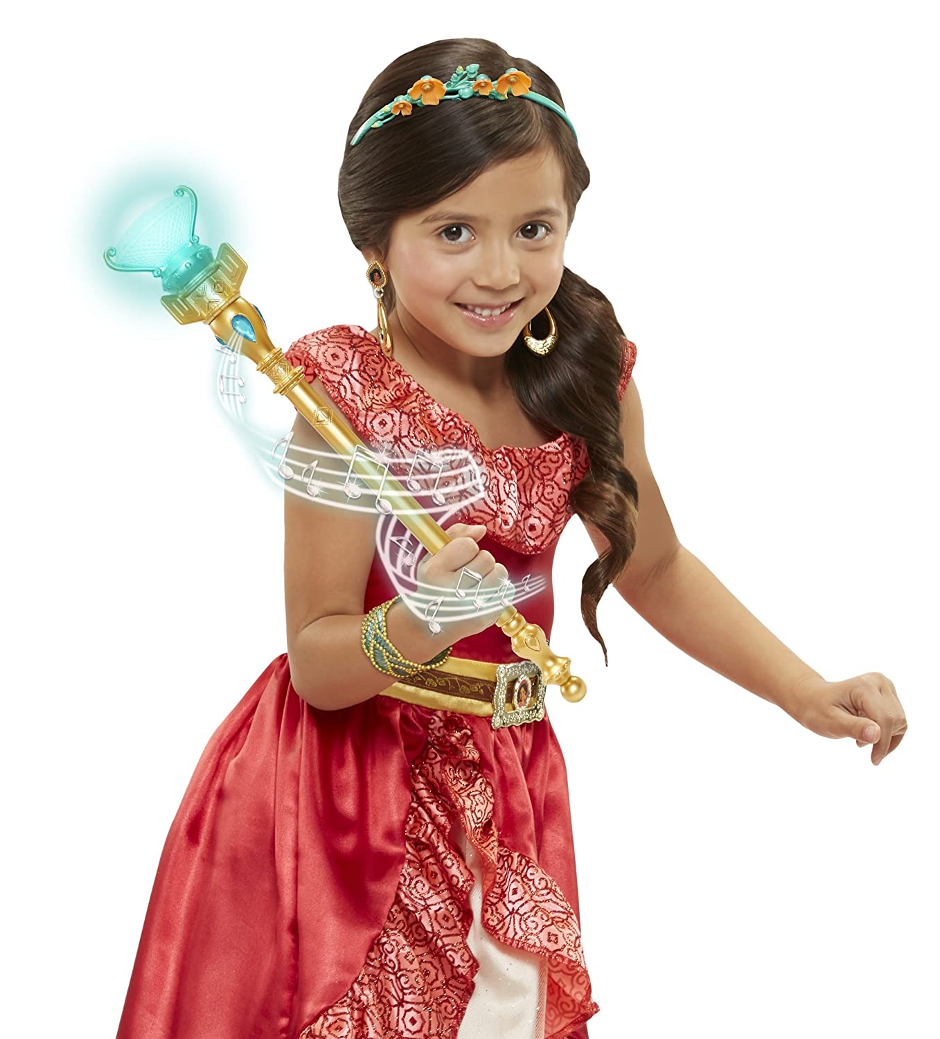Disney Elena Of Avalor Magical Scepter Of Light With