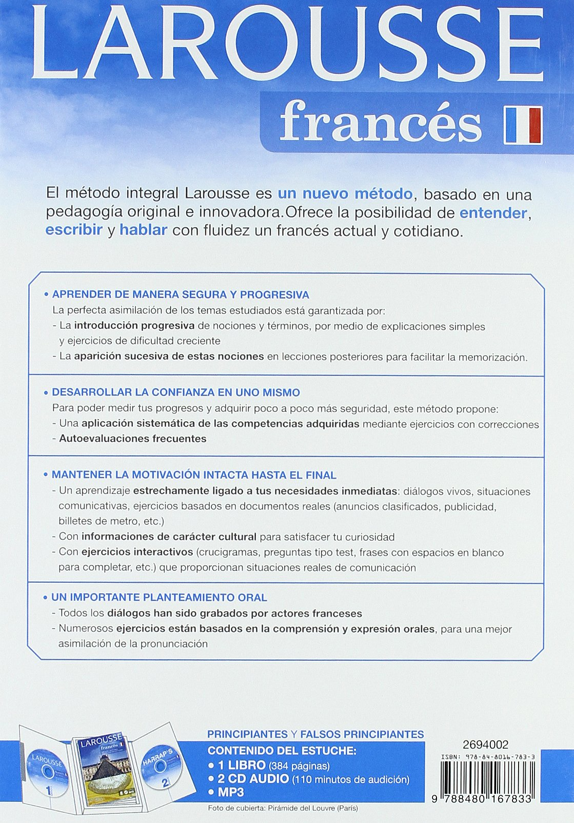 Frances / Teach Yourself French: Metodo integral / Integral
