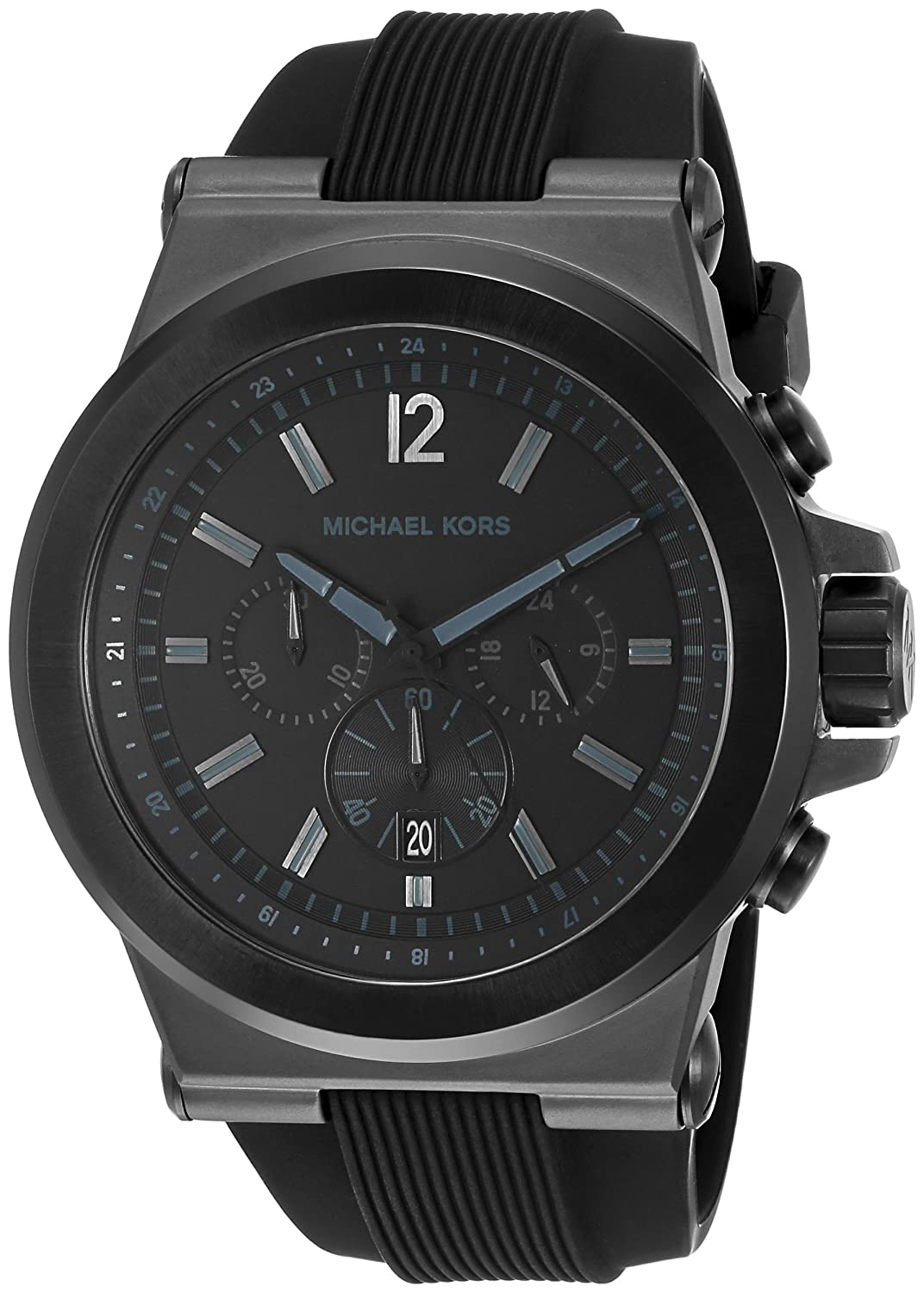 Amazon Michael Kors Mens Dylan Black Watch Mk8152 Michael