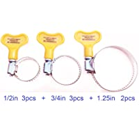 Galgotia Smart Products Clamp With Knob For Hose-Pipe