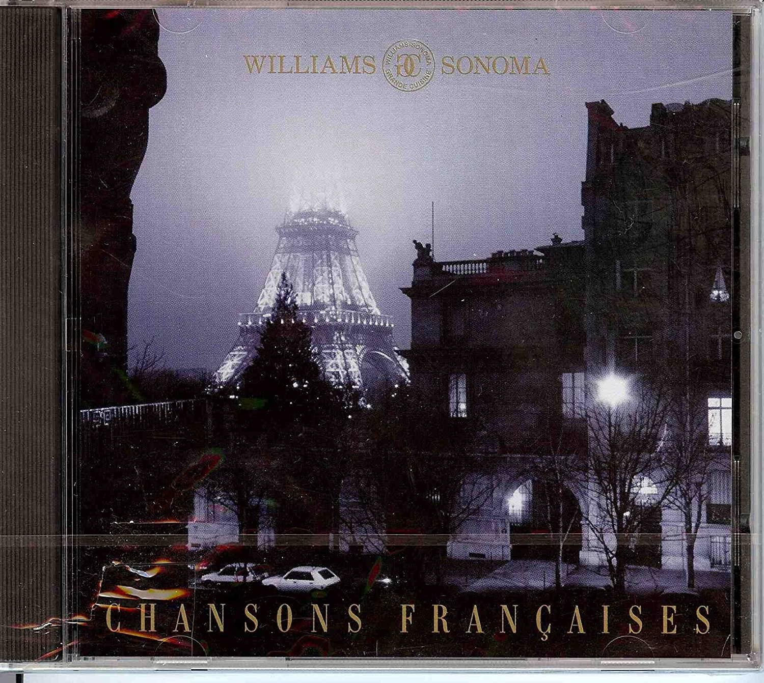 Willams-Sonoma: Chansons Francaises sold out depot
