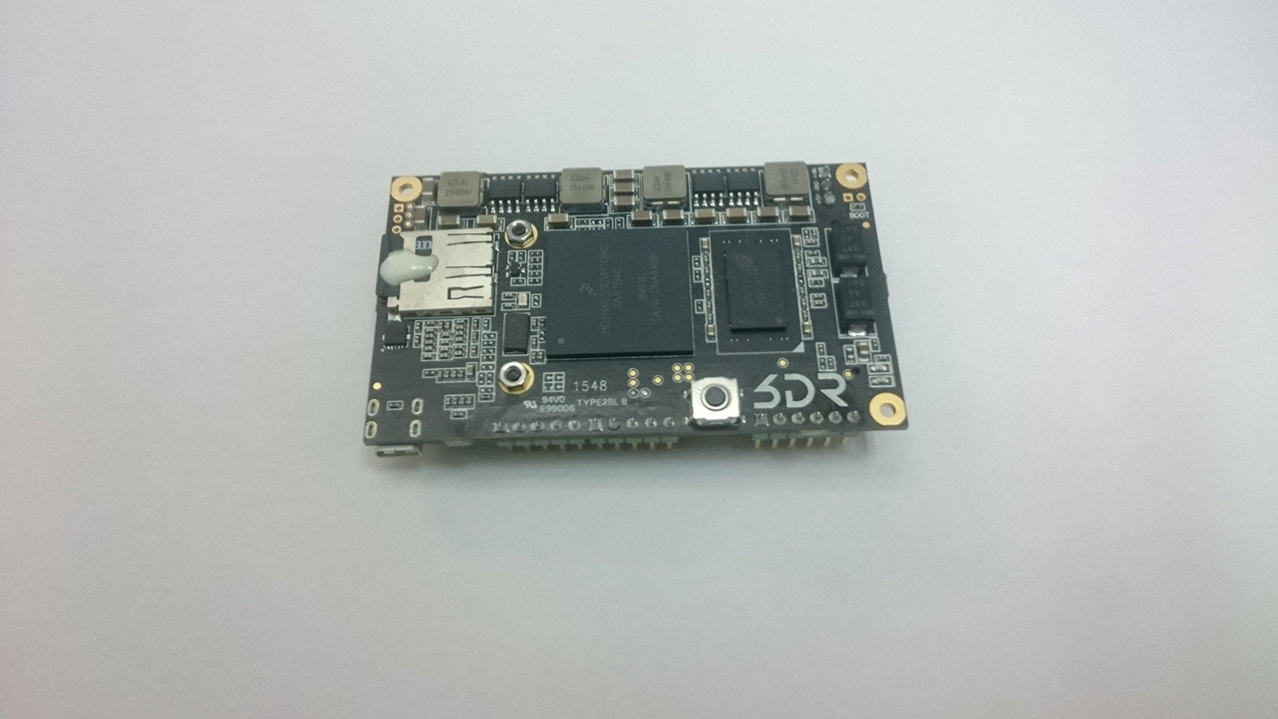3D Robotics Solo Link Imx6 Board Camera Remote Control, Black