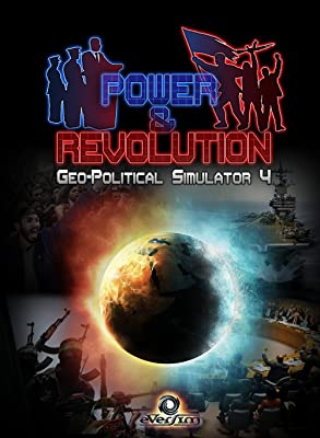 Power & Revolution - Geopolitical Simulator 4 (MACOSX) [Online Game Code]
