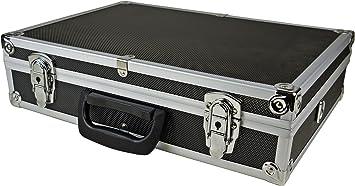 Maletín de aluminio l Caja de herramientas (Pilot Caja Maletín ...