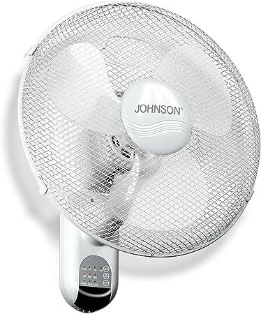 Johnson Alto Ventilador de pared con mando a distancia 55 W ...