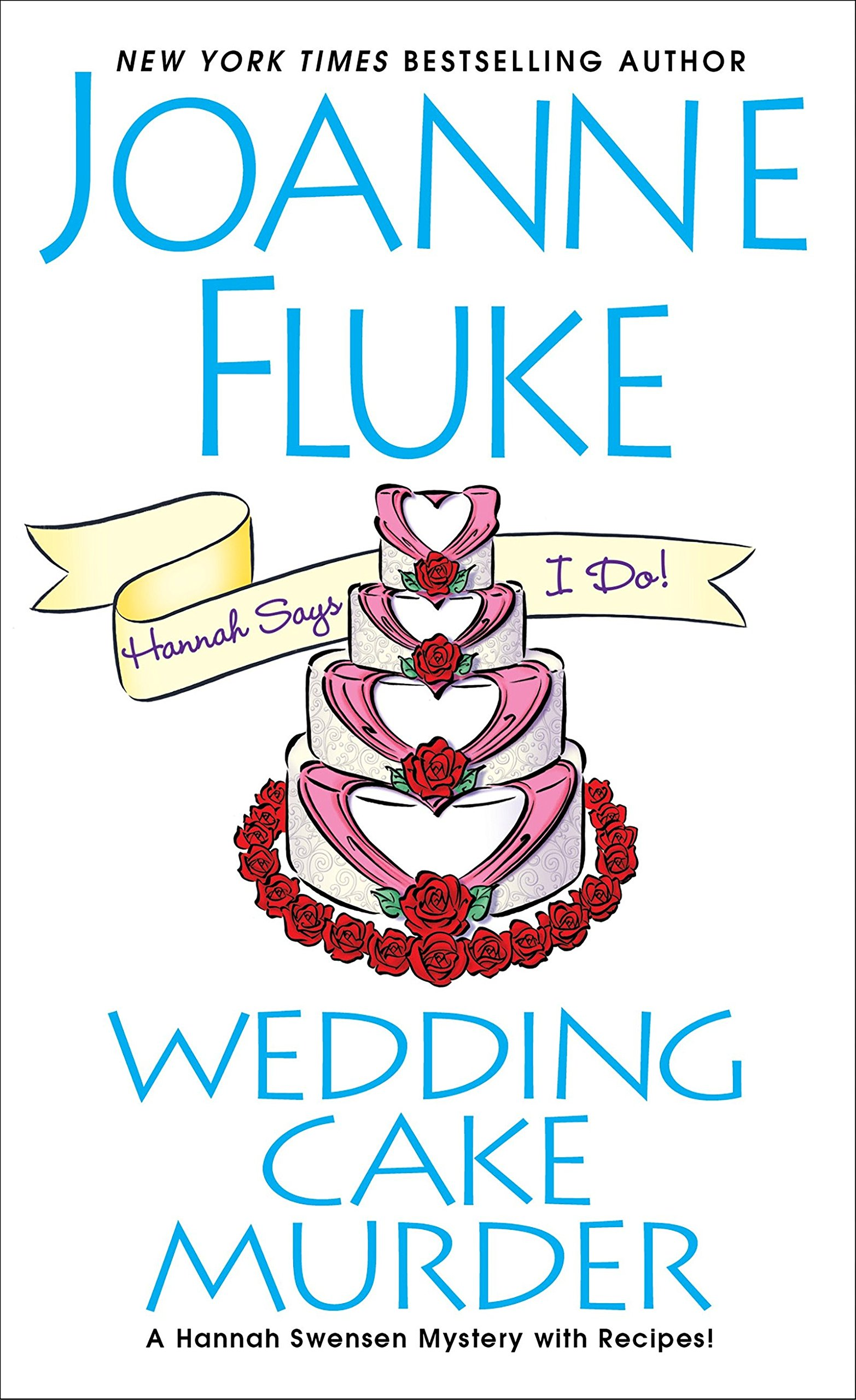 Amazon.com: Wedding Cake Murder (A Hannah Swensen Mystery ...