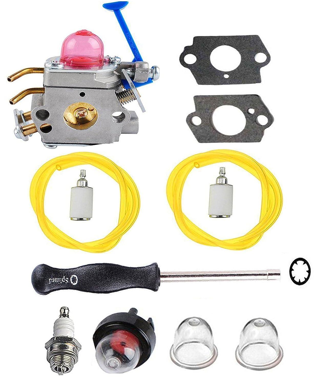 Podoy 128LD 128 CD destornillador de ajuste para carburador ...