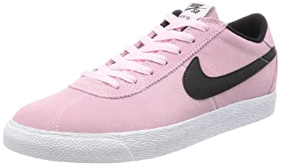 reputable site 126b3 04b8d Nike Bruin Zoom PRM SE Sneakers Prism Pink Black-White Mens 8