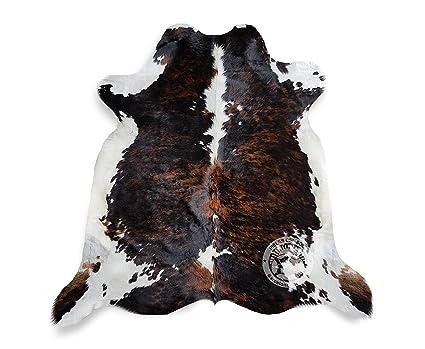 Tappeto Di Pelle Di Mucca Tricolor 180 x 210 cm - qualità premium ...