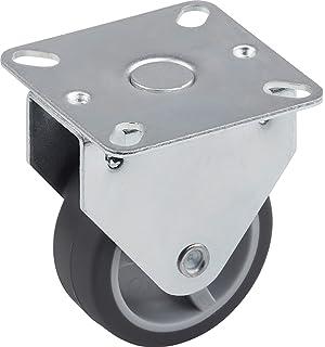 Cases, Racks & Taschen Pro-audio Equipment 64 X 80 Mm Sl Bockrollen Blue Wheel Möbelrollen Schwerlastrollen Transportrollen Attraktive Mode