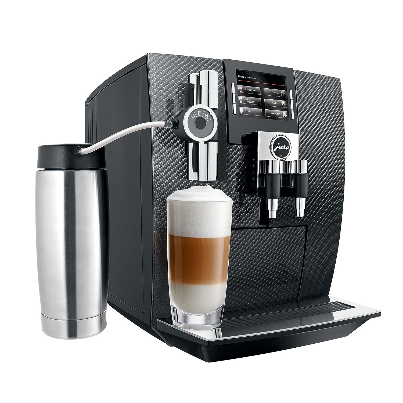 JURA 15039 J95 Bean-to-Cup Coffee Machine, Carbon