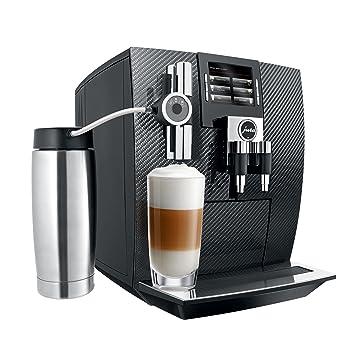 Jura J95 Independiente Totalmente automática Máquina espresso 2.1L Negro - Cafetera (Independiente, Máquina