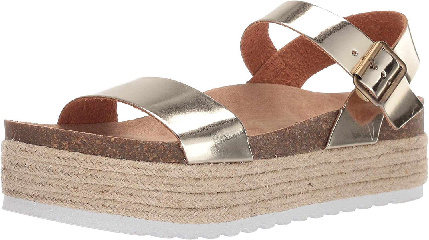 Dirty Laundry Women's Palms Espadrille Wedge Sandal