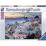 Ravensburger Italy Puzzle Santorini, Multicolore, 1000 Pezzi 19611