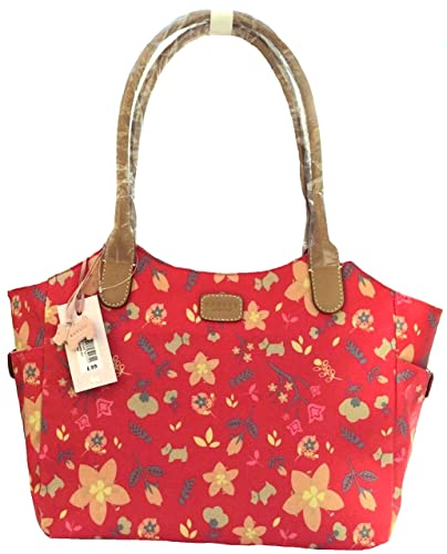 Radley New Oilskin Flower Burst Large Tote Shoulder Bag In Cersie ...